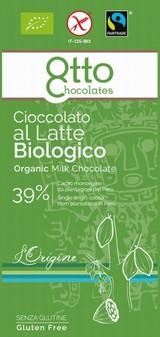 Cioccolato Latte 100 grammi