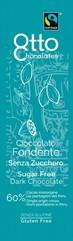 Cioccolato Fondente Senza Zucchero 20 grammi